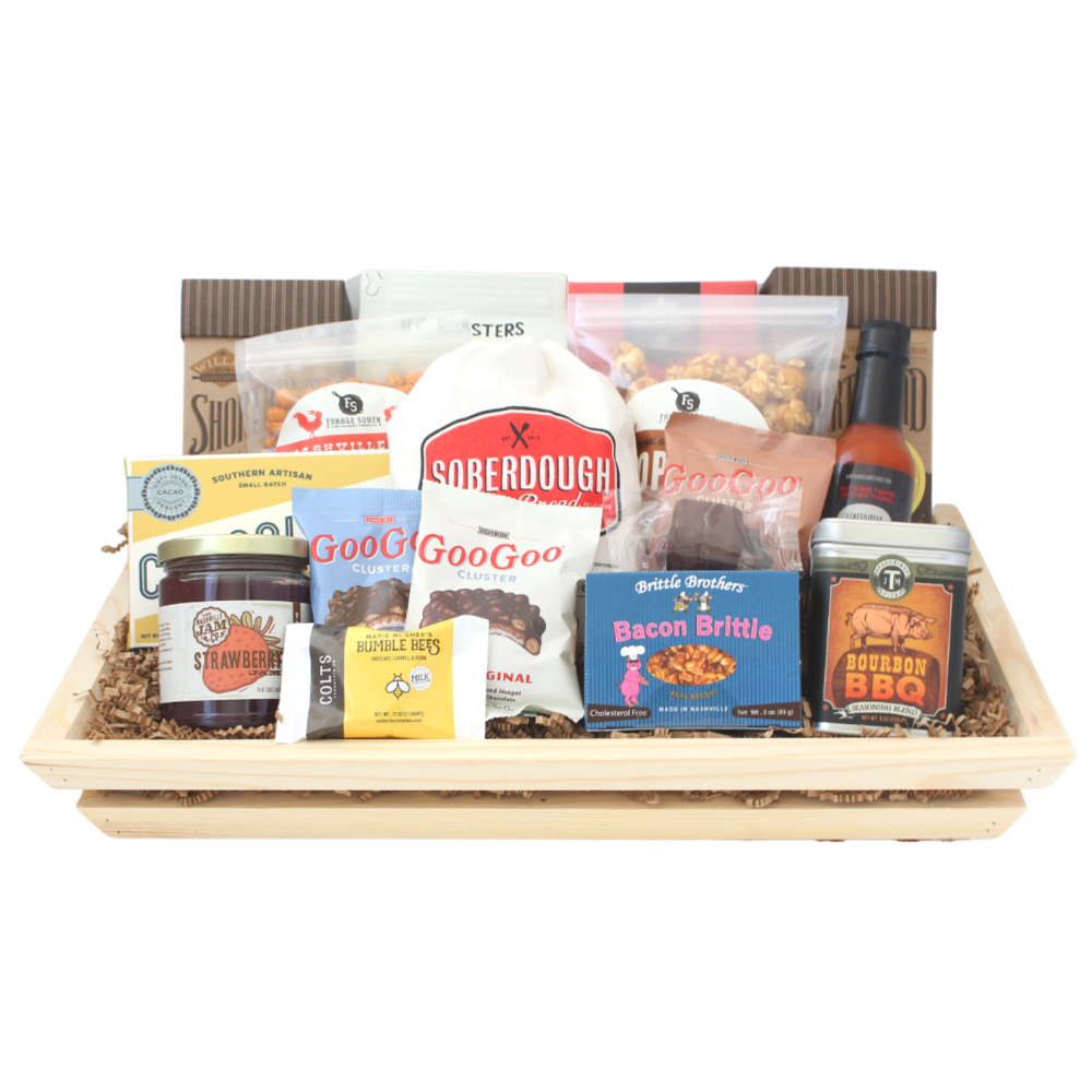 Signature nashville gift basket high note gifts negle Images