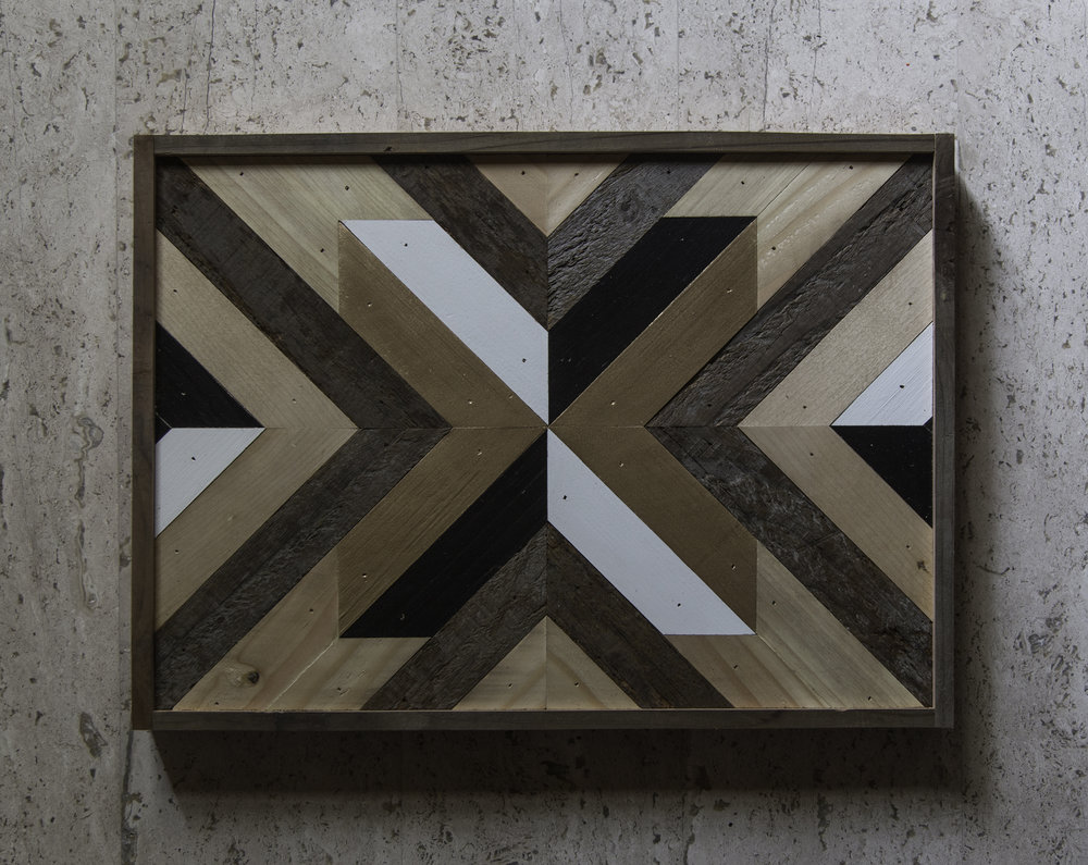 Black white and gold rustic spears rectangle.jpg