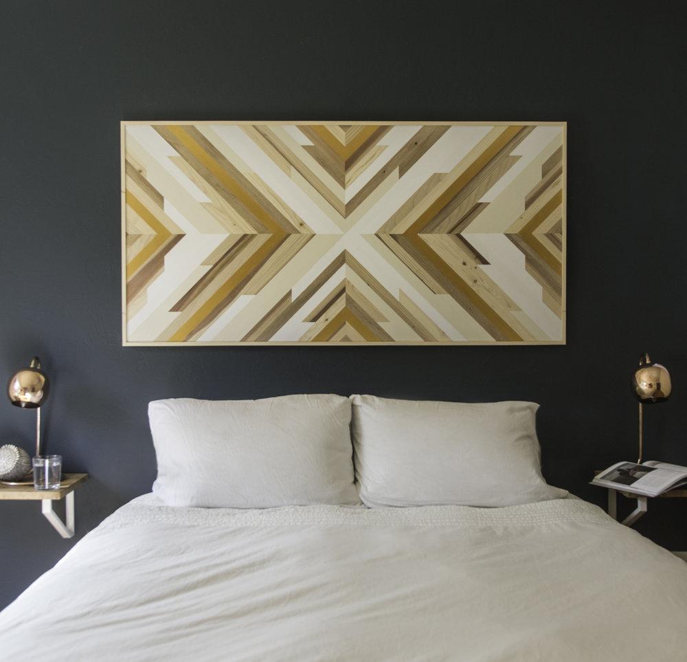 shades of white gold stripe bedroom.jpg
