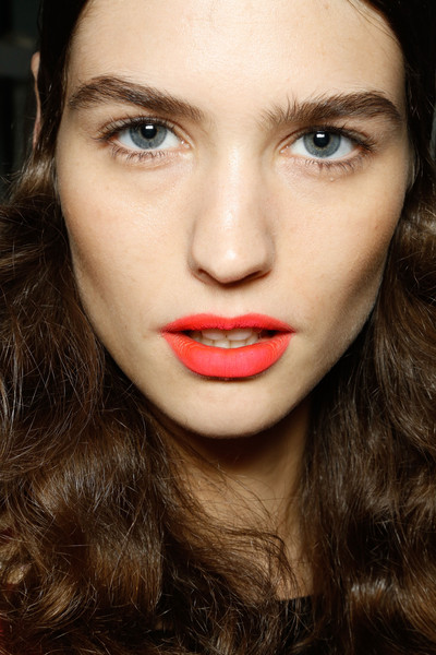 Missoni Orange Red Lip