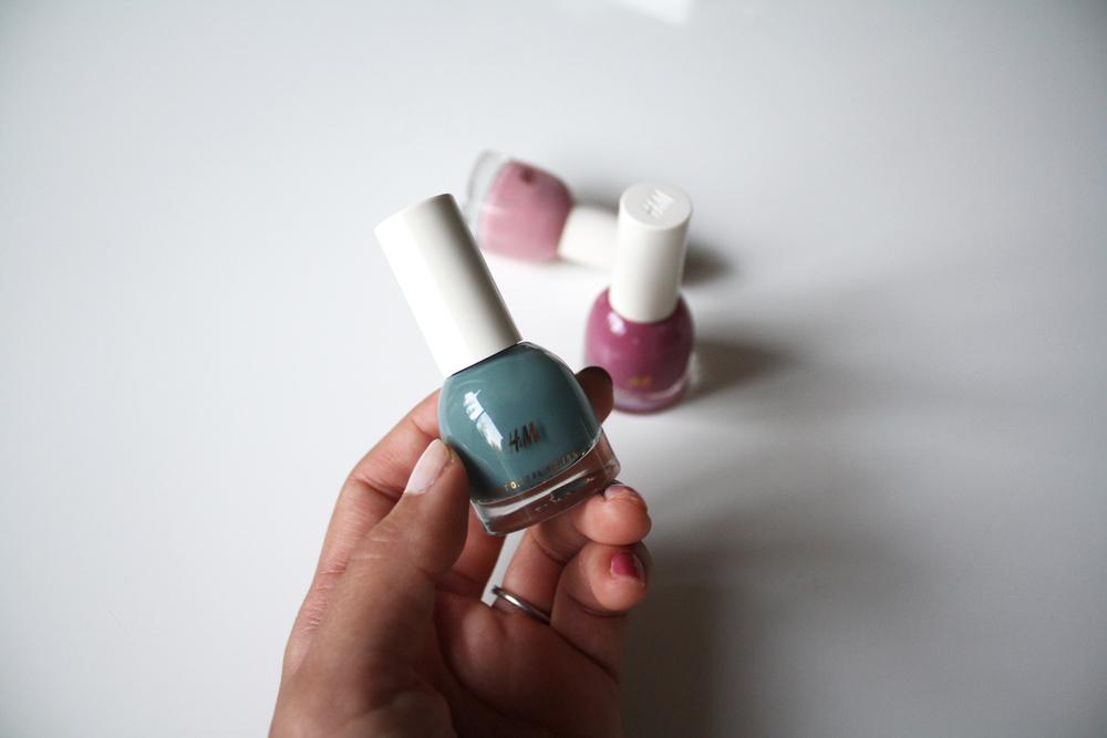 h&m beauty nail polish
