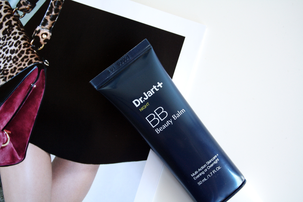 dr jart bb night cream