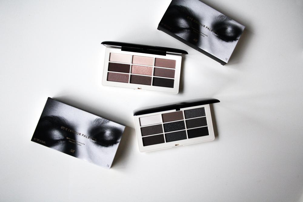 hm eyeshadow palette