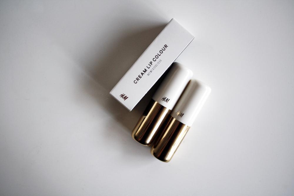 h&m lipsticks