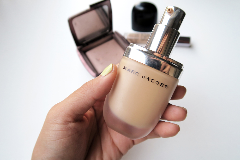 Marc Jacobs Genius Gel Foundation
