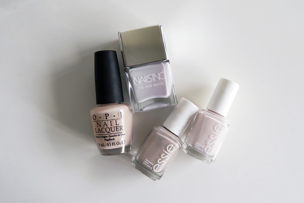 Best Nude Nail Polishes