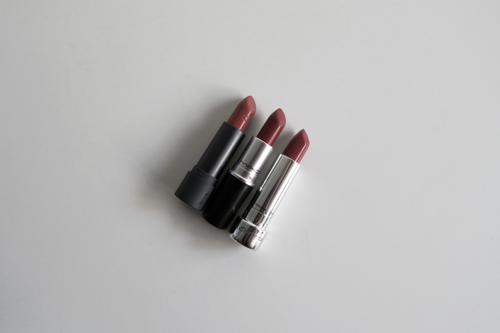 Dark Nude Lipsticks