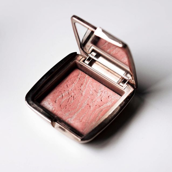 hourglass blush dim infusion