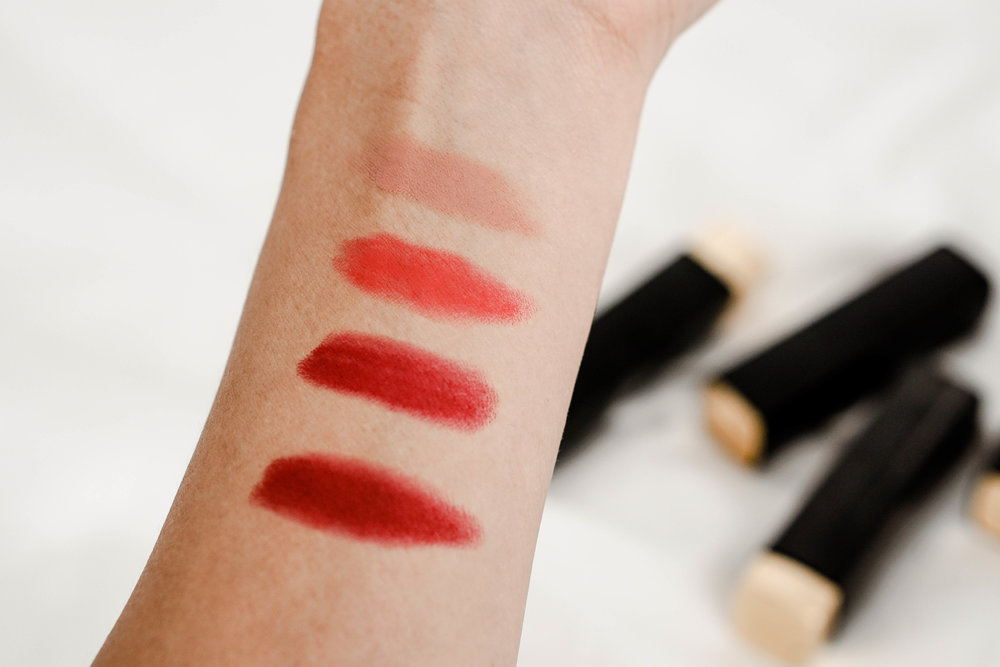 Chanel Rouge Allure Luminour Intense Lip Colours