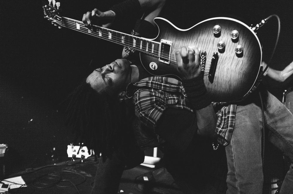 Radkey, Old Blue Last, September, 2015