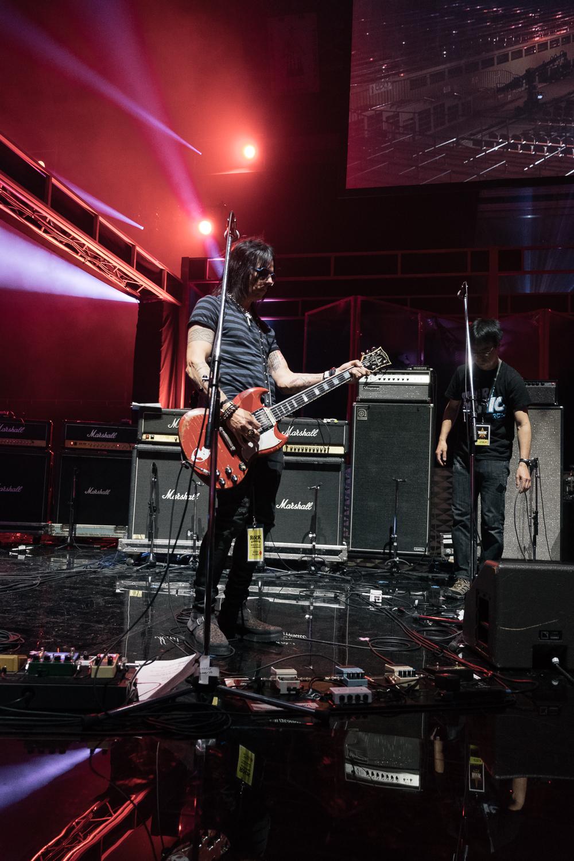 Tommy Henriksen, Classic Rock Awards,Tokyo, November 2016