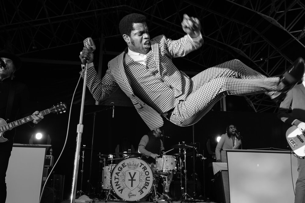 Vintage Trouble, Dreamland Margate, 26 May 2017