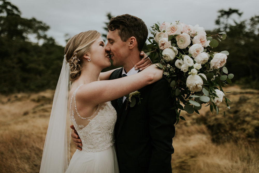Intimate Wedding Photographer Tofino