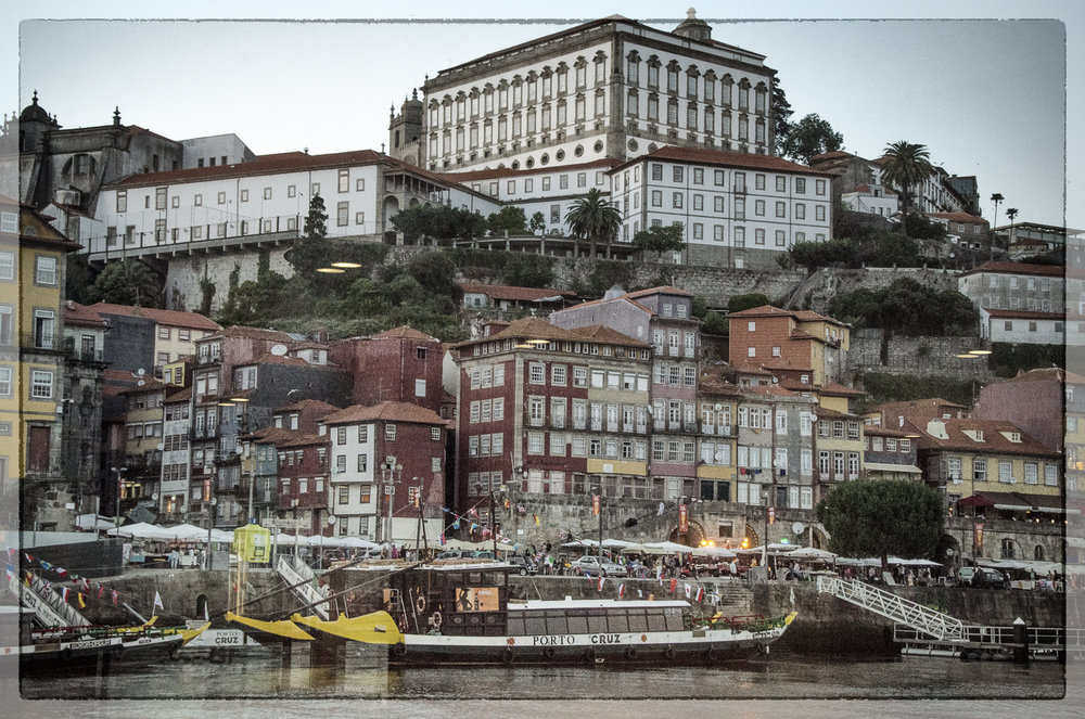 Historic Porto Waterfront