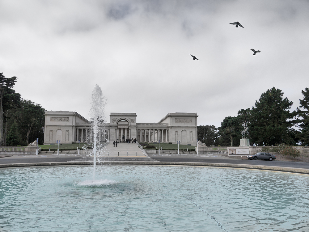 Legion of Honor in Lincoln Park