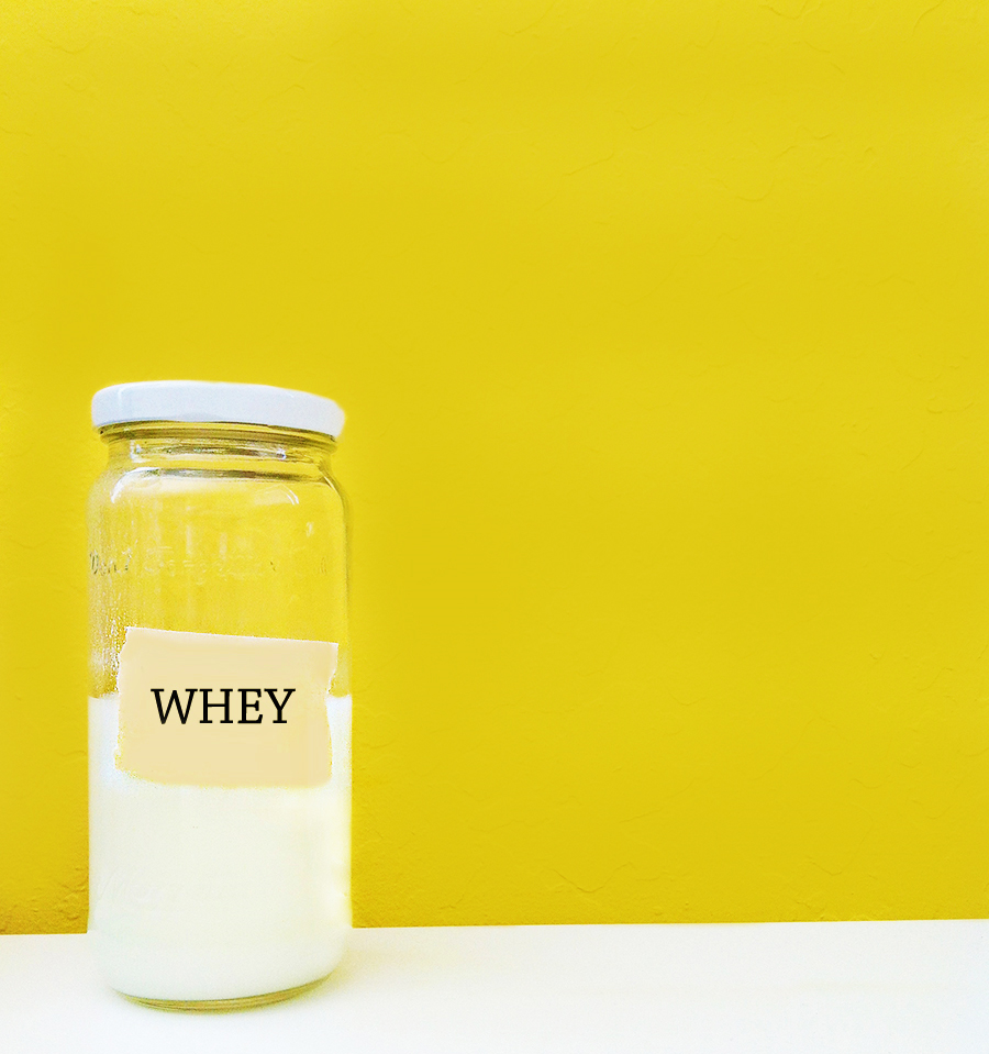 Alana Chernila's 5 Uses for Whey