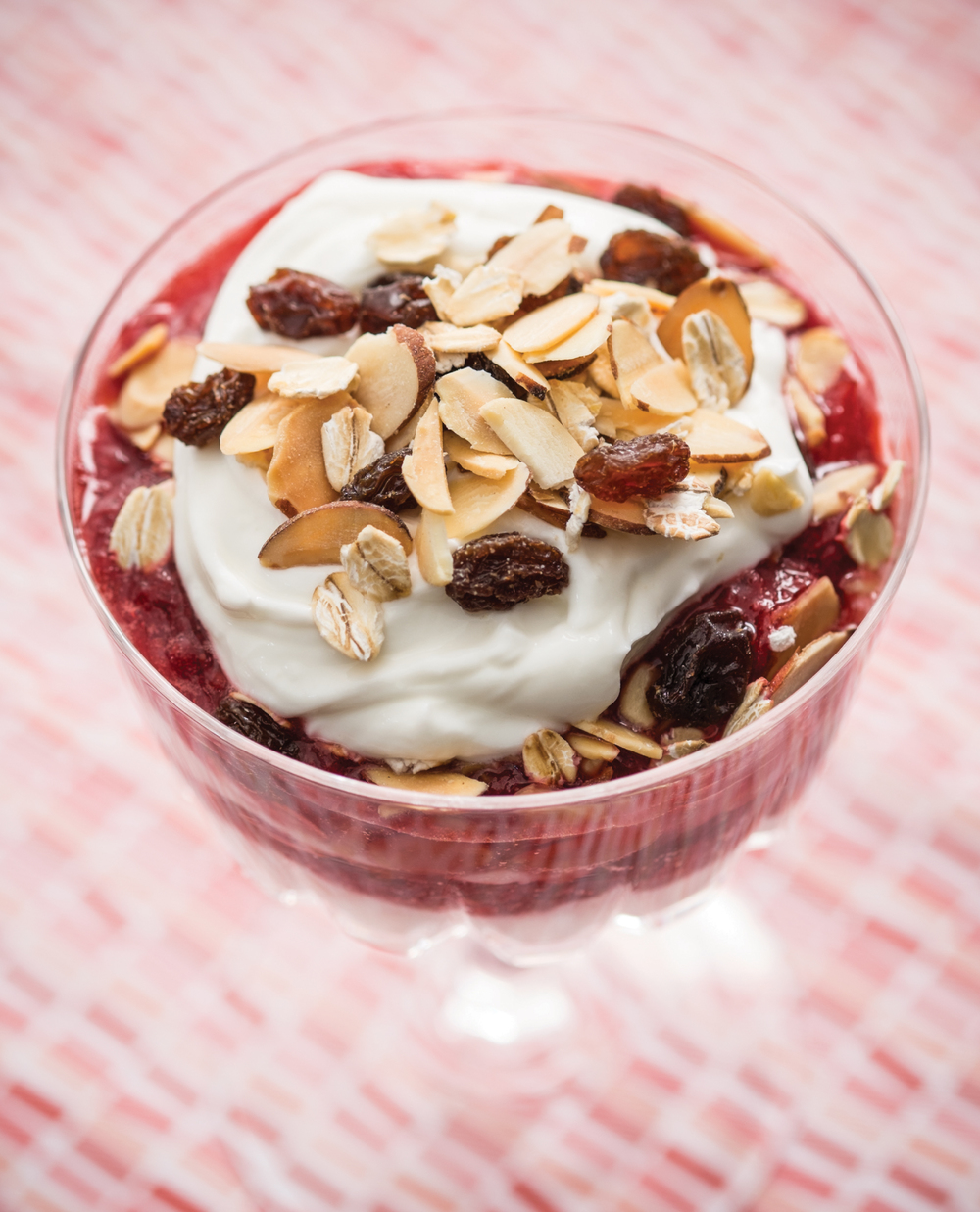 Yogurt Muesli Parfait Photo Credit Steve Legato.jpg