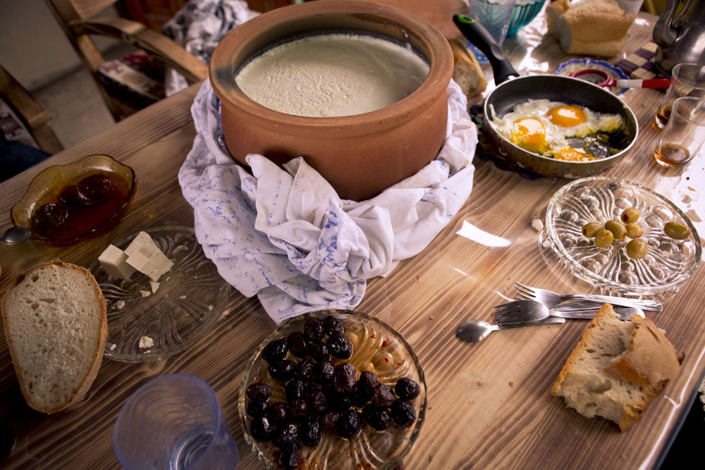 Watch The Perennial Plate's Video About Yogurt in Turkey: A Good Thing | Photograph © Mirra Fine and Daniel Klein www.theperennialplate.com