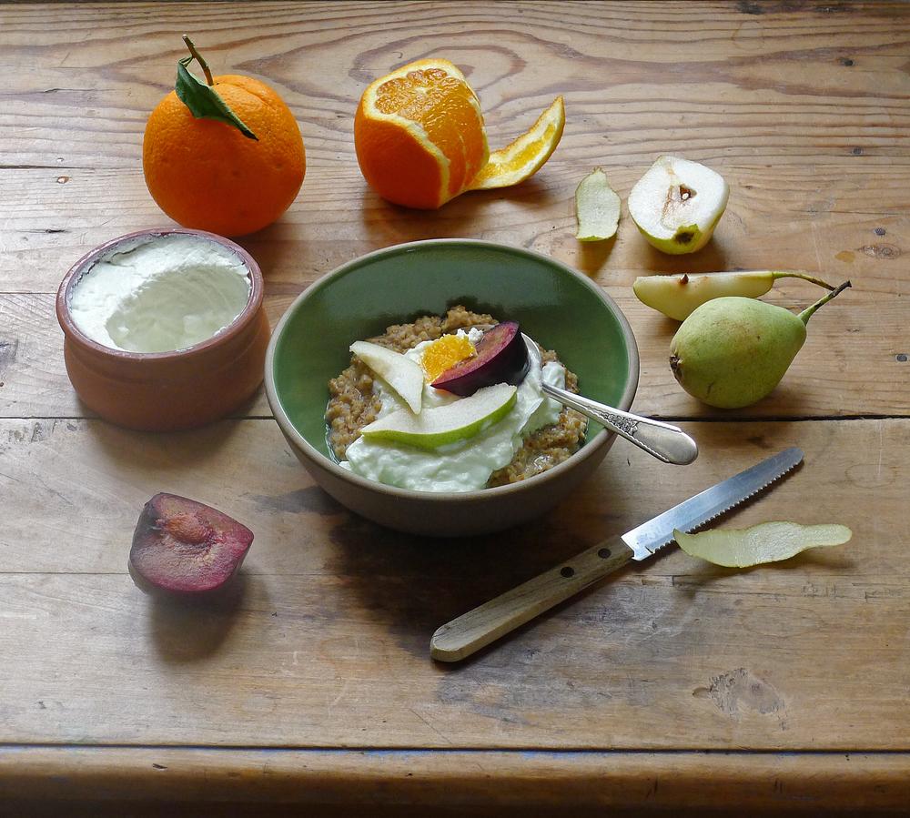 Read Aglaia Kremezi's Essay:Progevma (Greek Breakfast)  | Photograph ©  Aglaia Kremezi