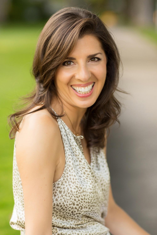 Author, Award-Winning Blogger, and Team Yogurt Founding Contributor Maureen Abood
