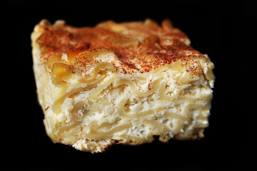 All-Dairy Noodle Kugel for a Crowd