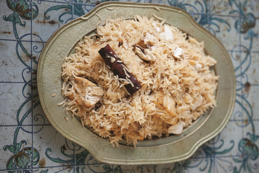 Sayadiyah (Salalah-Style Seared Fish in Rice)