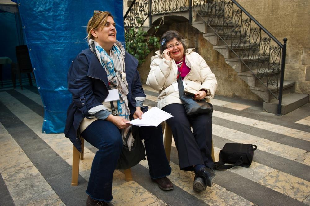 Ana Sortun + Ayfer Unsal | Turkey 2012