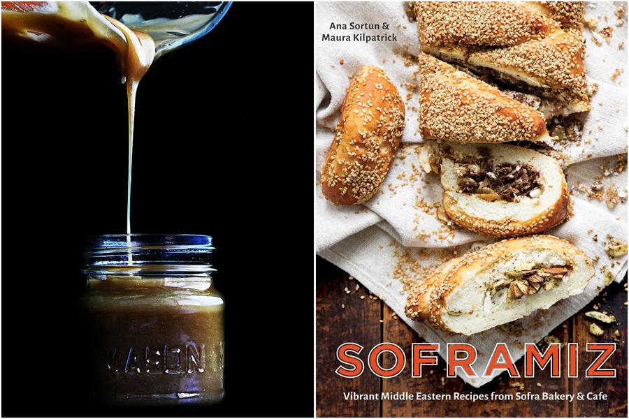 Sesame Caramel Sauce from Soframiz