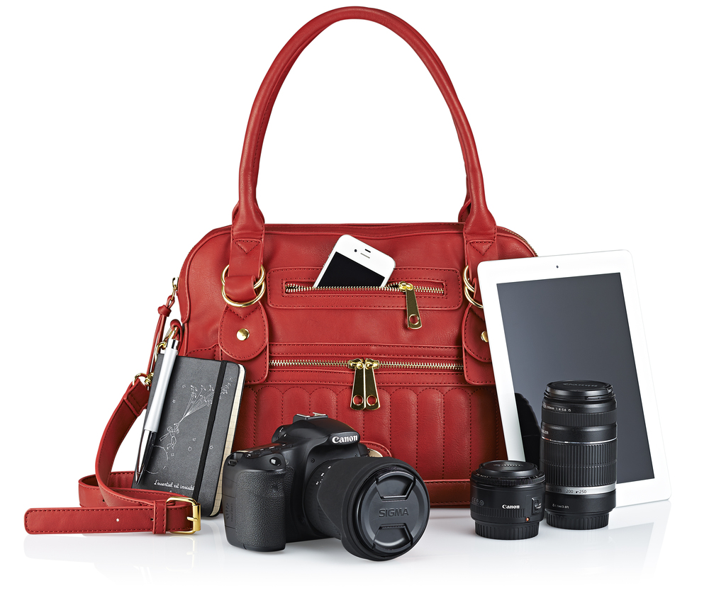 Camera stylish bags for ladies