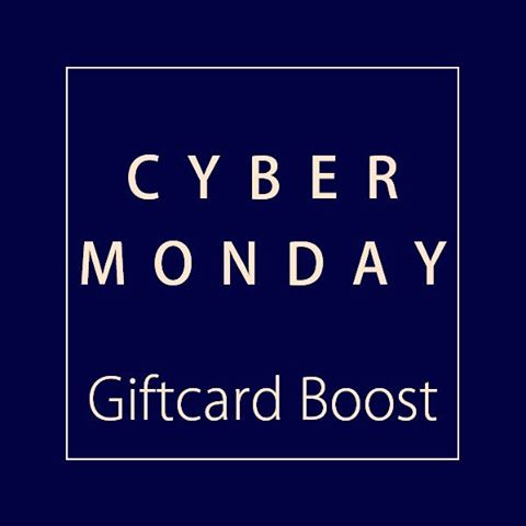 If you missed out on the Black Friday discount and you are still lusting after a Hampton bag - have no fear - we have extended our gift card offer until the end of Cyber Monday (Midnight GMT/UTC). Your last chance to grab the best deal of the year before it's gone!