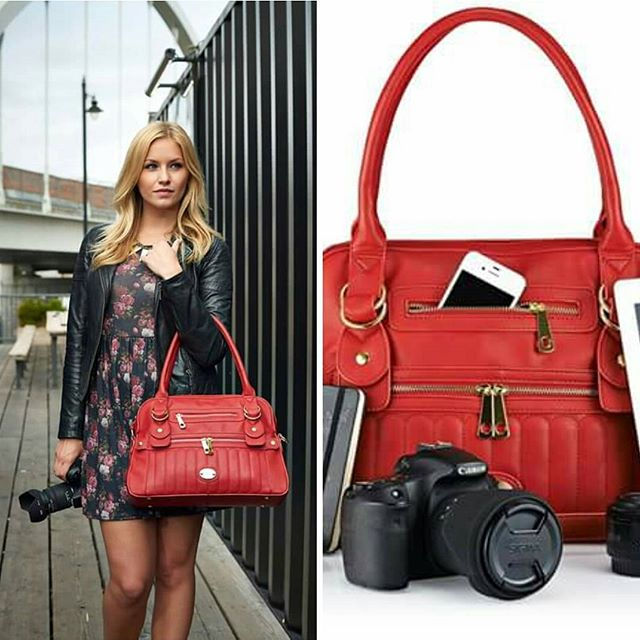 Psst! In case you didn't hear about our Summer Sample Sale... the Hampton bag in black and brown have all sold out and we have just a few red bags remaining. Once they're gone, they're gone! http://www.moolilondon.com/shop/the-hampton-sample-red