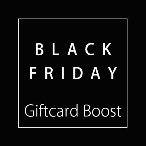Hey lovelies! From Black Friday and for the rest of the month, we're offering a 20% top up on all gift cards (starting from just £50) purchased at moolilondon.com