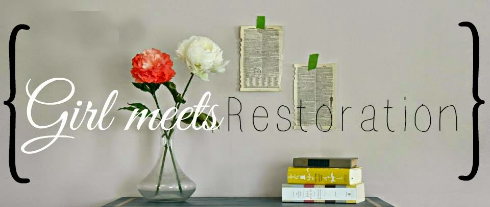 Visit Jenni's site at  girlmeetsrestoration.blogspot.com