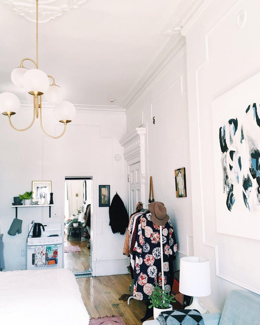 Reader Design: Lauren\'s Stylish Studio — StyleMutt Home - Your Home ...
