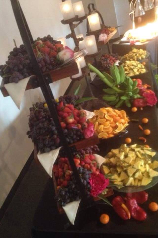 Fruit Display