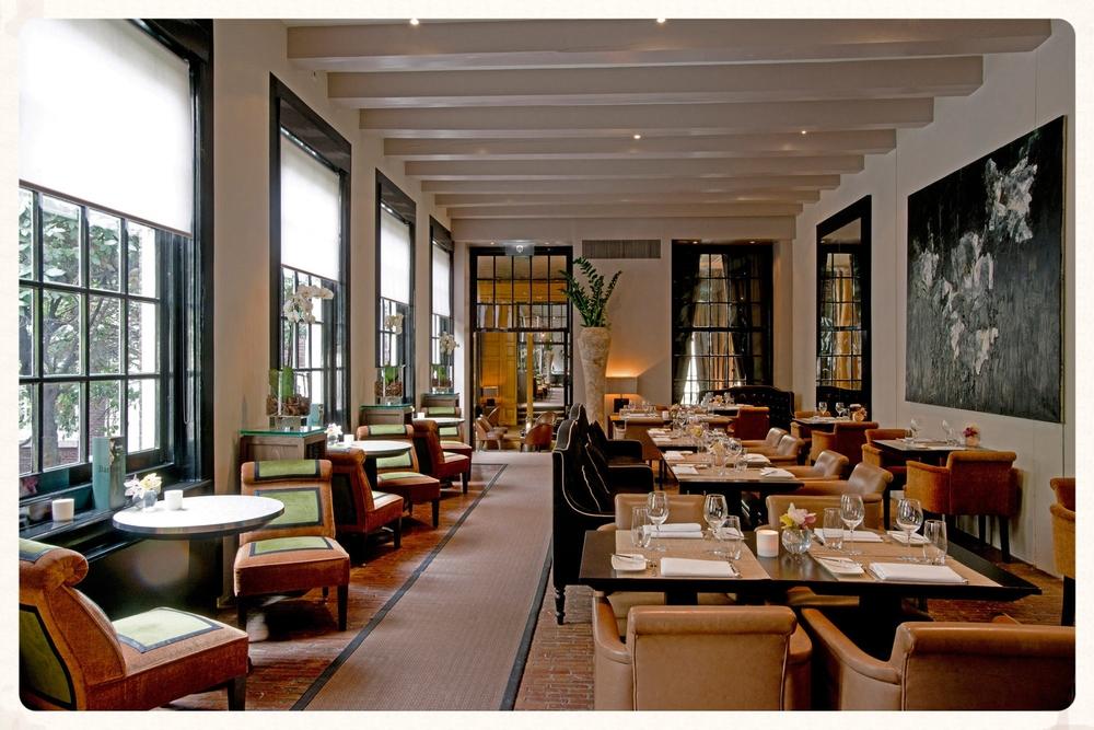 Brasserie OCCO - interieur
