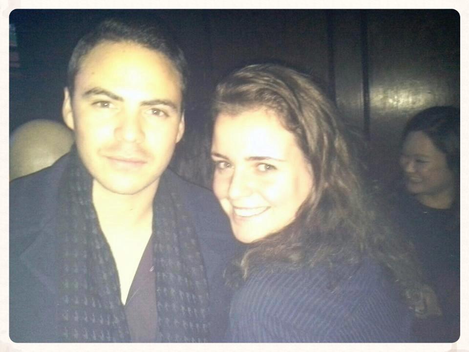 Nicolas (Ecuador): een vriend uit mijn tijd in Parijs!