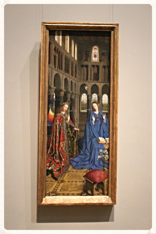 Van Ecyk, Van Eyck, ti amo!