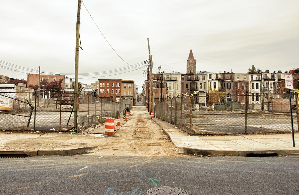 NOS - Geschiedenis herhaalt zich in Baltimore