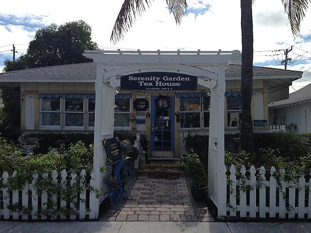 Photo courtesy ofSerenity Garden Tea House