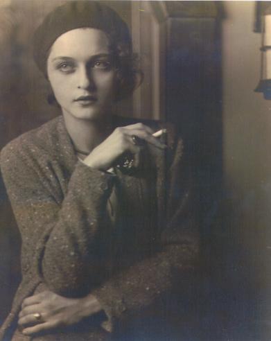 Portrait by Jon Boris, 1930