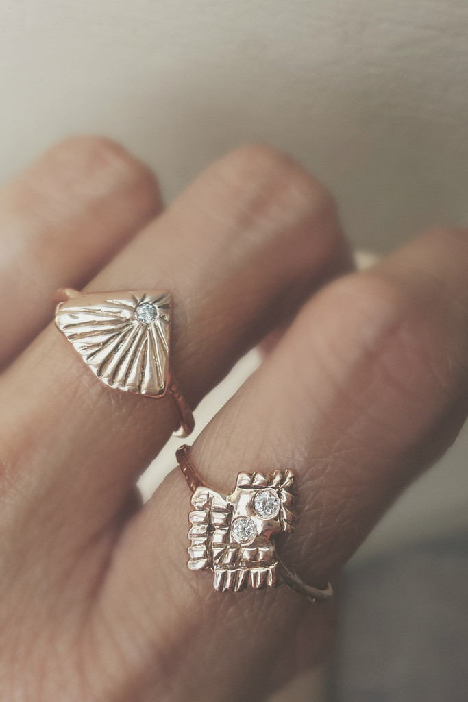 Arrow Spirit Ring