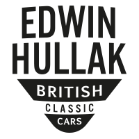 EDWIN HULLAK - British Classic Car Garage