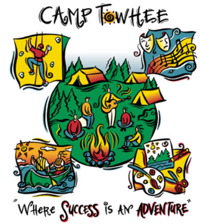 Website: http://www.camptowhee.ca/ Location: Haliburton, Ontario Ages: 10-18 years Price: http://www.camptowhee.ca/parents/dates.htm Registration:http://www.camptowhee.ca/parents/registration.htm Info: Camp Towhee is a residential therapeutic program for children and youth with learning disabilities and related psycho-social difficulties, located in Haliburton, Ontario. Camp Towhee is a special needs camp with a very high staff to camper ratio and programming that addresses the unique needs of campers with learning disabilities and related mental health problems. Assessments and discussions with parents and prospective campers occur until the end of January 2015 about whether the camp program is suitable for a particular girl or boy. By early February decisions are made for most campers about offering them a space at camp. Placements in the July sessions or August session are based on the camper's age, maturity, and fit with an appropriate cabin group. We also do our best to accommodate families' requests for a particular session if a cabin can be found in that session that meets their son or daughter's needs. The first 2 week session in July is for campers age 10 – 13; the second session is for campers aged 10 to 18 and the August session campers are aged 13 – 18. Final decisions about which session a camper will attend will be made in early February.