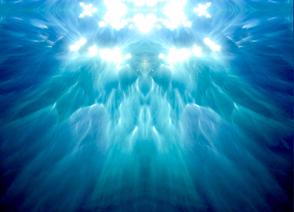 Angles of Light, Angle messenger, Water Angel. Love Angel,  Miracle Angel, Miracle Light cards are Underwater Angels