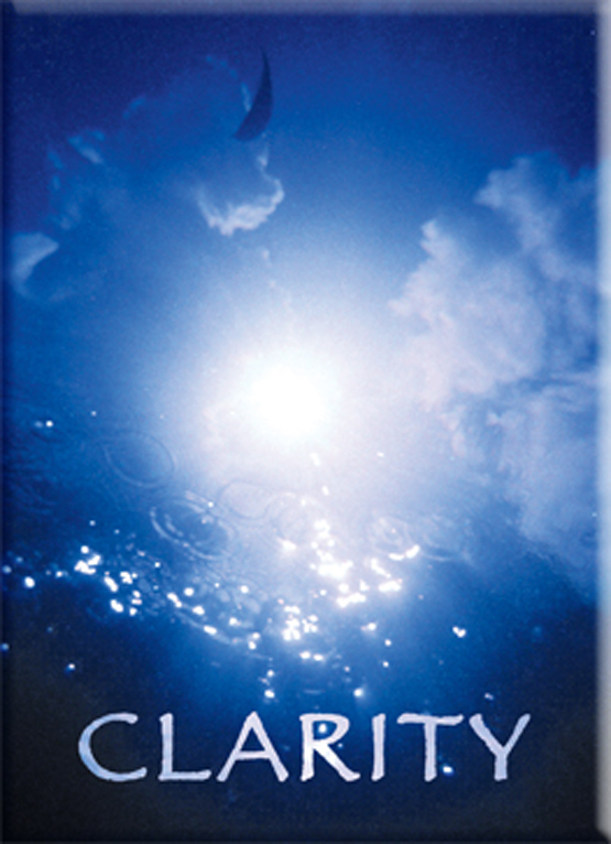 Clarity is the Ask the Light Miracle Cards from Barton Springs in Austin Texas. Photography