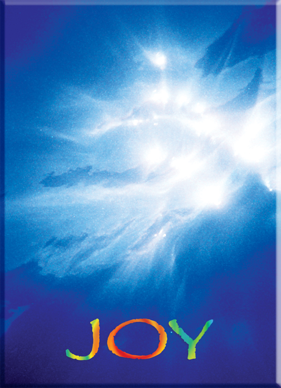 JOY in Austin texas with the Ask the Light Miracle cards. Love is Real!