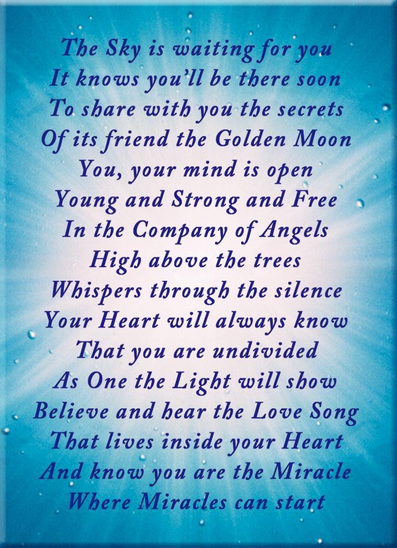 Miracle Poem