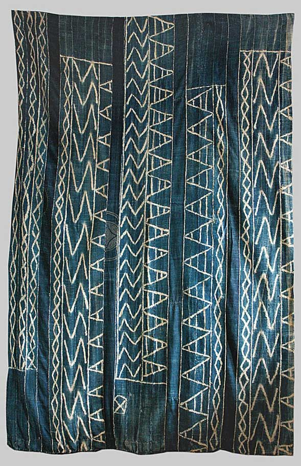 rare indigo textile esther fitzgerald