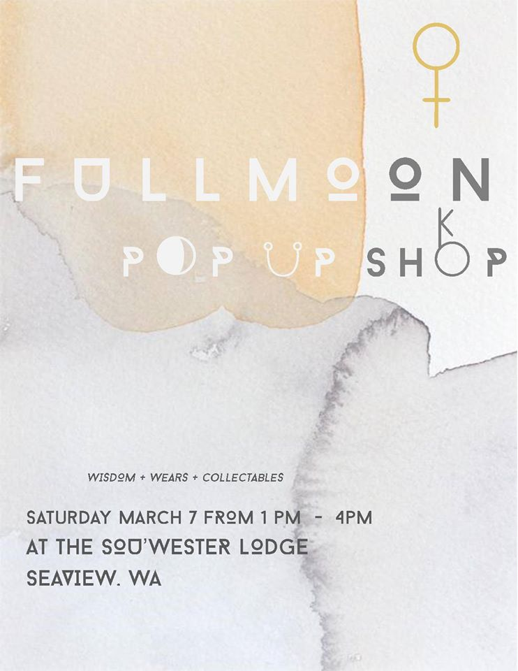 Full Moon Pop Up